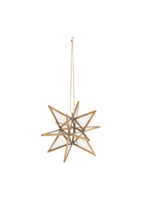 "Hofland 4"" Sunburst Ornament"