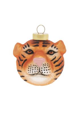 kat + annie Tiger Ornament by kat + annie