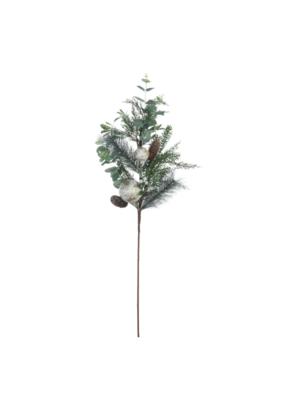 Large Pine Spray with Eucalyptus, Pinecones & Birch