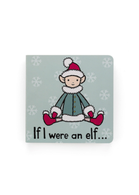 Jellycat If I Were An Elf Jellycat Book