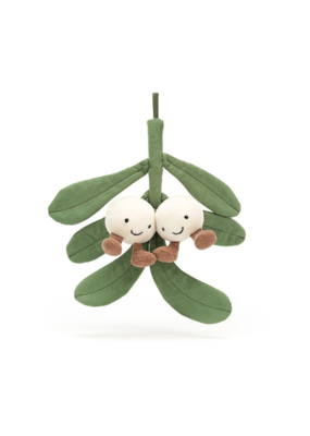 Jellycat Jellycat Amuseables Mistletoe