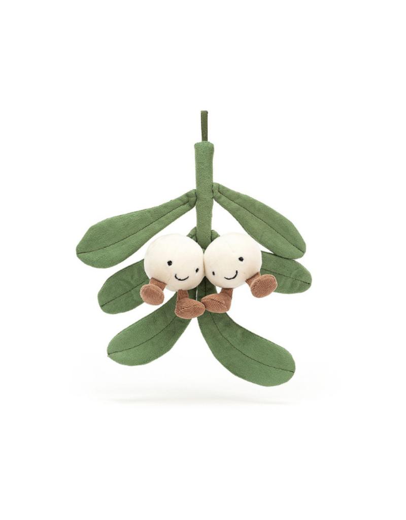 Jellycat Jellycat Amuseables Mistletoe