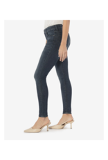 Kut from the Kloth Mia High Rise Toothpick Skinny in View Wash by Kut from the Kloth