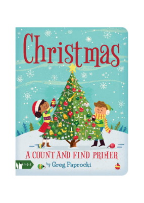 Christmas Count And Find Board Book