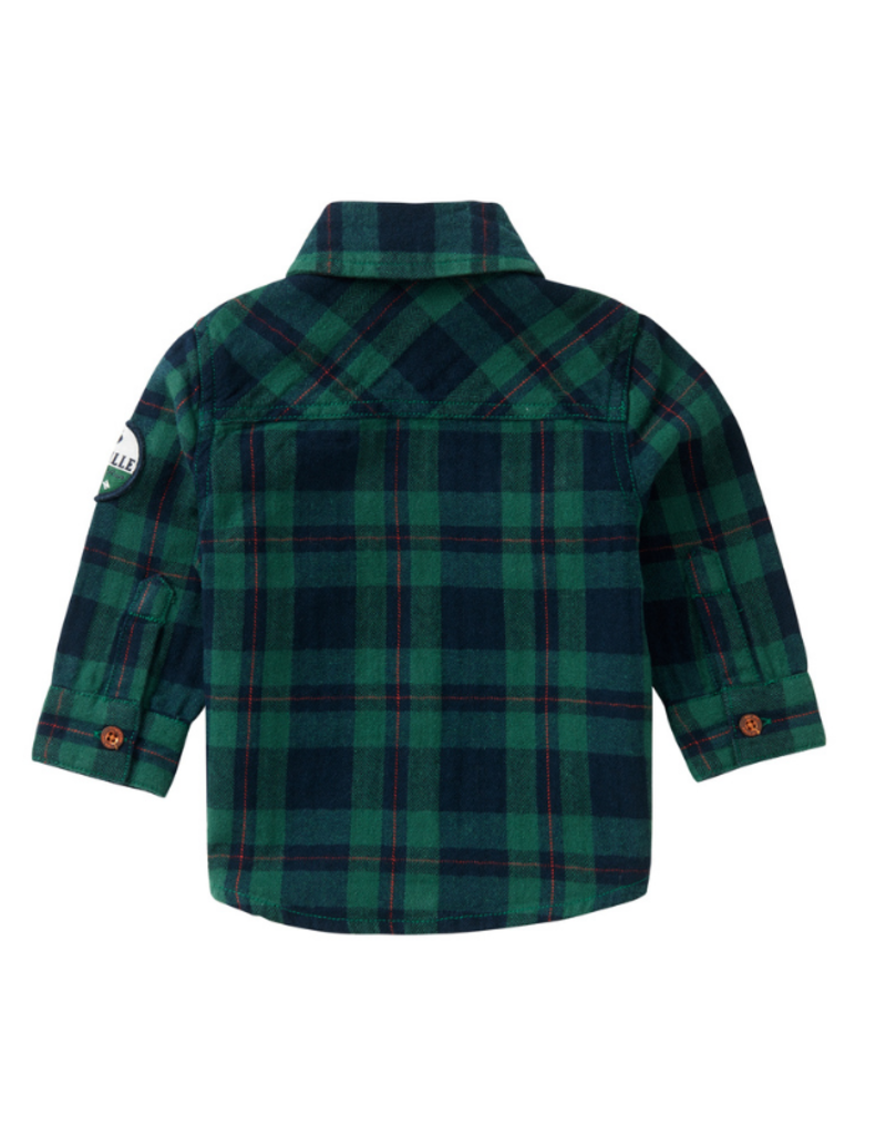noppies Noppies Klipplaat Check Shirt