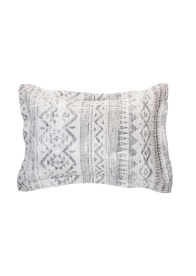 Solvieg Pillow Sham Queen by Brunelli