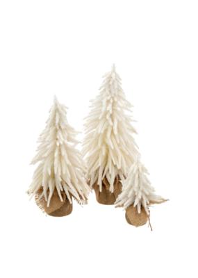 Festive Fir Tree Snow White
