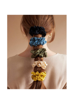 Lover's Tempo Sunday Cotton Scrunchie by Lover's Tempo