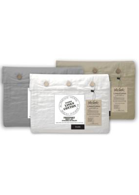 alamode Freeport Linen Cotton Sheet Set