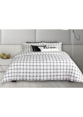 alamode Skyland Linen Cotton Duvet Set