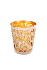 Plume Tealight in Off White