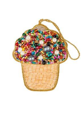 Cupcake Plush Ornament