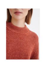 InWear Holon Sweater in Cayenne by InWear