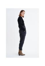 InWear Emalee Tie Sweater in Black by InWear