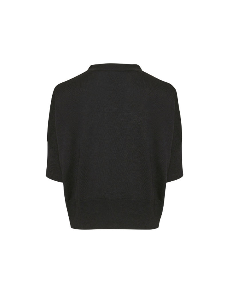 InWear Bonell Cardigan in Black by InWear