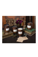 himalayan trading post Dharamsala Tumbler 8oz Tobacco Bark by Himalayan Handmade Candle