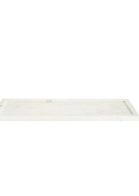 lothantique Long Flat Marble Display Tray