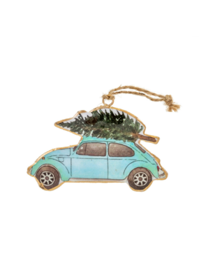 Punch Buggy Ornament