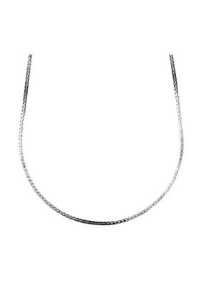 PILGRIM Classic Silver-Plated Chain by Pilgrim