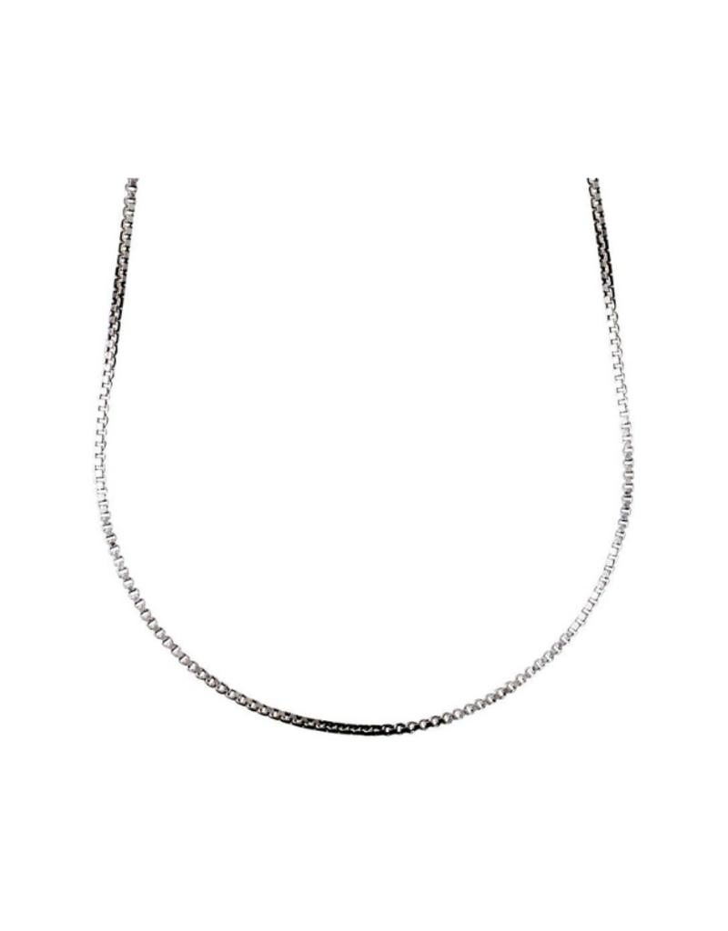 PILGRIM Classic Silver-Plated Chain by Pilgrim