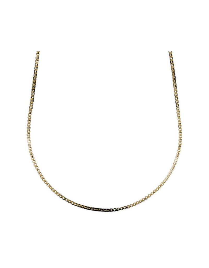 PILGRIM Classic Gold-Plated Chain by Pilgrim
