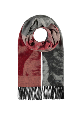 Film Queen Cashmink Scarf Grey by Fraas