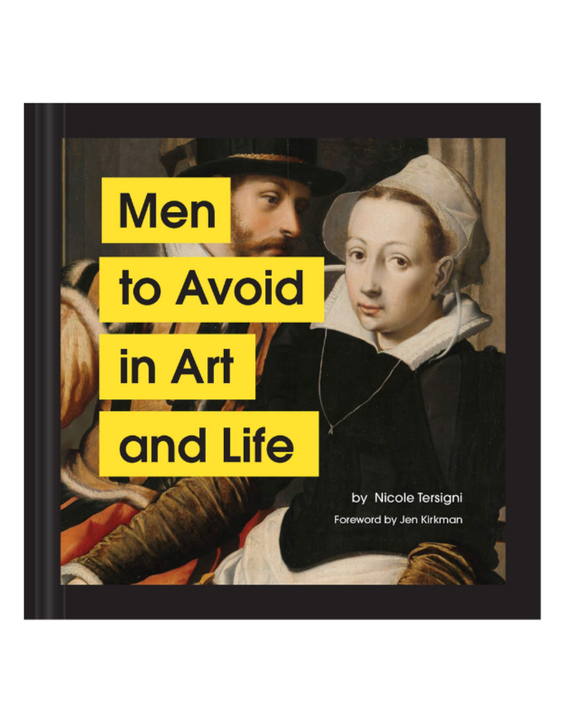 Men To Avoid In Art And Life Book