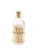 Skeem Poetry Apothecary Match Bottle Small