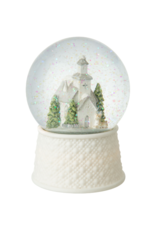 Snow Globe with Church Scene