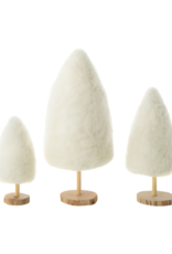 Woolly Cone White Tree