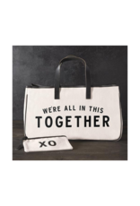 creative brands Together Canvas Tote