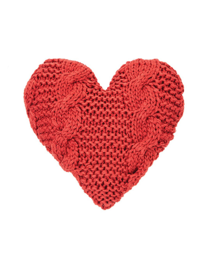 Cinnamon Heart Cushion