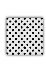 creative brands Cheese Paper Polka Dot