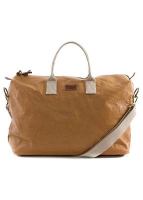 uashmama Uashmama Roma Handbag Large in Camel