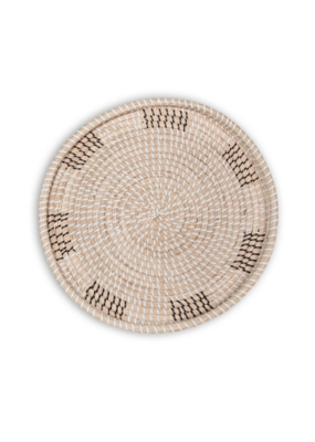 "style in form Vina Wall Tray 16"" Natural"