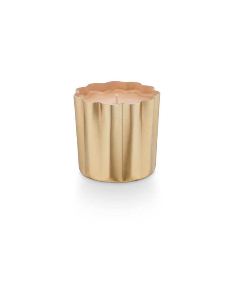 Illume Coconut Milk Mango Mini Metal Candle