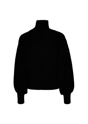 InWear Ann Sweater in Black by InWear
