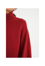 InWear Ann Sweater in True Red by InWear
