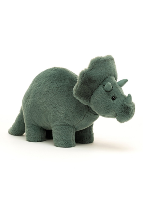 Jellycat Jellycat Fossilly Triceratops