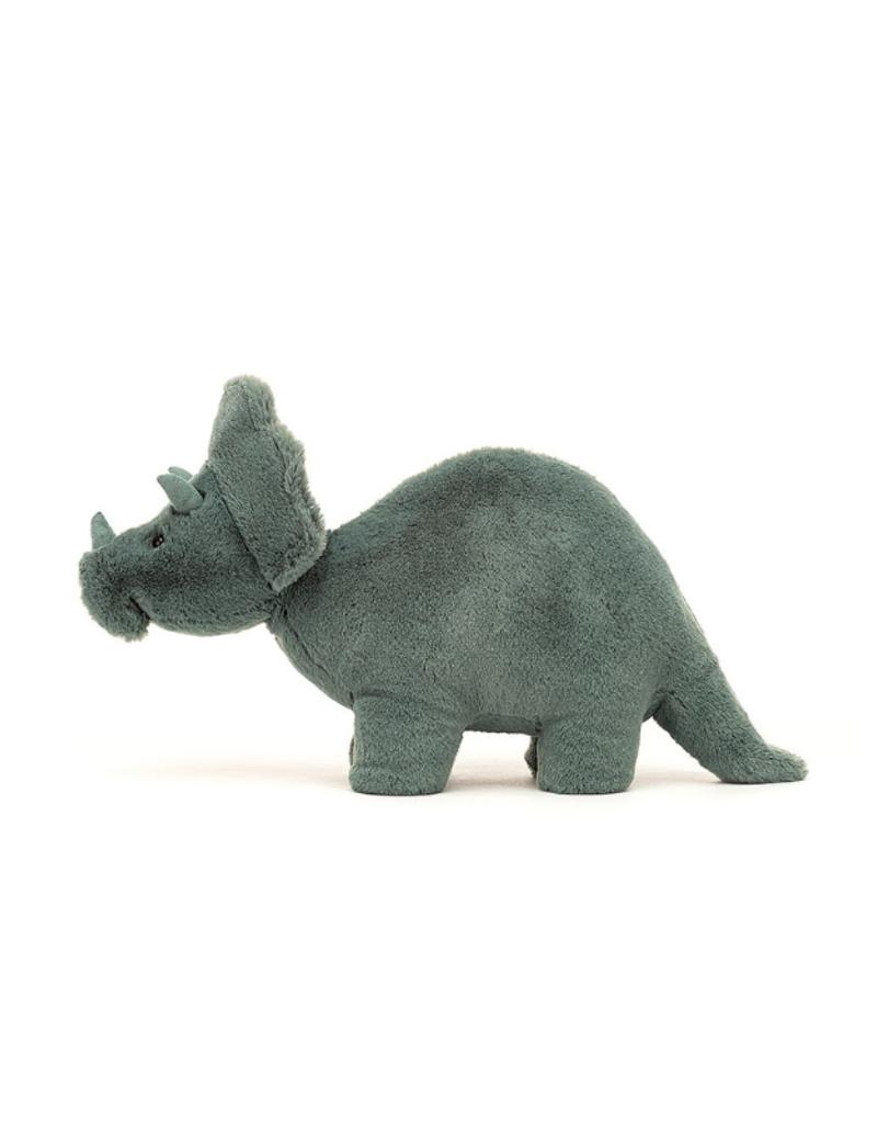 Jellycat Jellycat Fossilly Triceratops