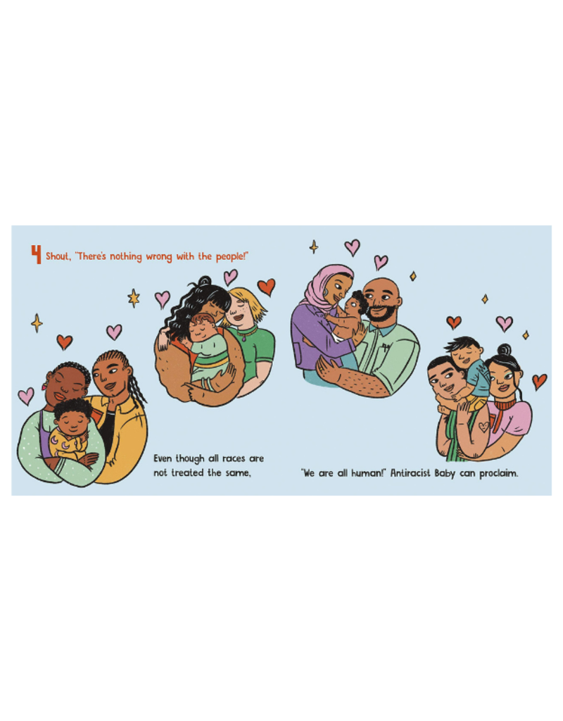 Anitracist Baby Book