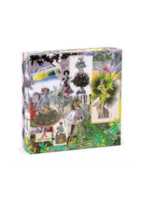 Christian Lacroix Heritage Double Sided Puzzle