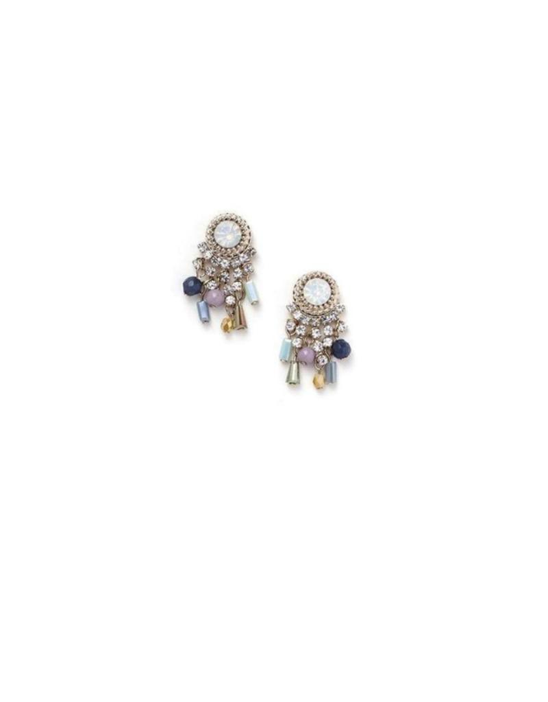 Lover's Tempo Lover's Tempo Earrings Iris Chandelier