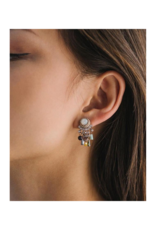 Lover's Tempo Iris Chandelier Earrings by Lover's Tempo
