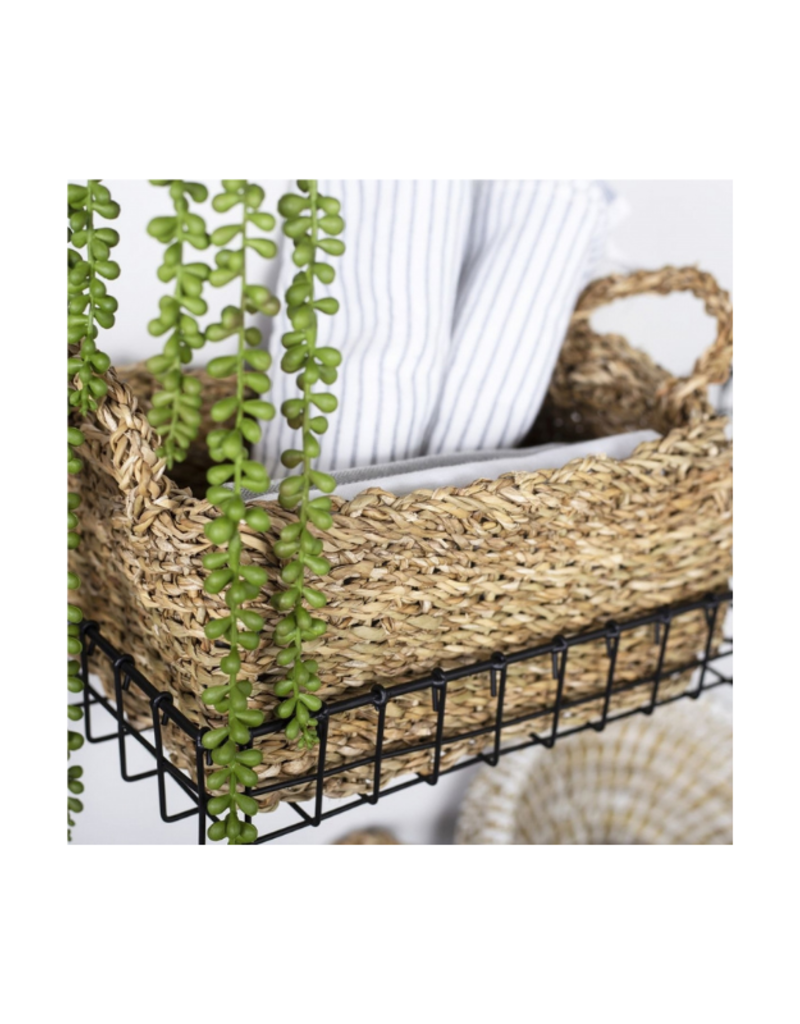 Seagrass Basket Rect.