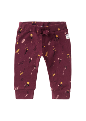 noppies Noppies Burgundy Mooirivier Slim Fit Pants