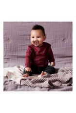 noppies Noppies Burgundy Barbeton Sweater
