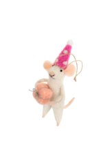 Indaba Trading Party Pamela Mouse Gift Topper
