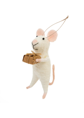 Generous George Mouse Gift Topper