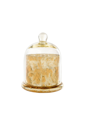 Cloche Candle Gold